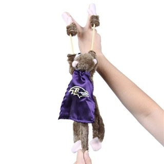 Baltimore Ravens Flying Rally Monkey