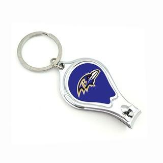 Baltimore Ravens Nail Clipper Key Holder