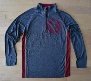 Washington Redskins 1/4 Zip Pullover Shirt