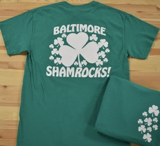 Baltimore St.Patty's Day T-Shirt
