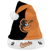 Baltimore Orioles Santa Hat