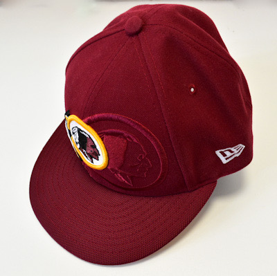 Washington Redskins Fitted Hat By New Era
