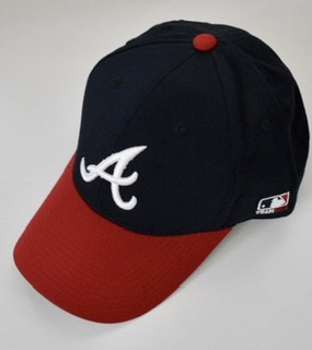 Atlanta Braves Alternate Replica Hat