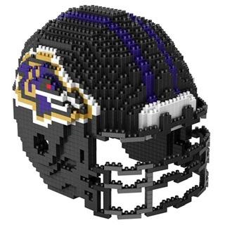 Baltimore Ravens 3D Helmet Puzzle