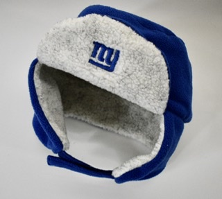 NY Giants Winter Hat
