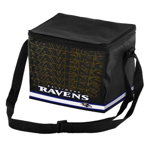 Baltimore Ravens Impact 6-pack Cooler Bag