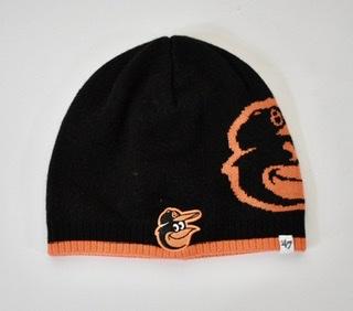 Baltimore Orioles Winter Knit Beanie