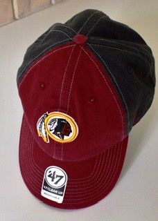 Washington Redskins Clean Up Hat By '47 Brand