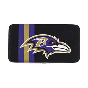 Ravens Shell Mesh Wallet