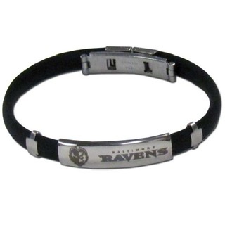 Baltimore Ravens Power Bracelet