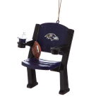 Ravens Stadium Chair Ornament