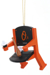 Baltimore Orioles Stadium Chair Ornament