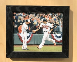 """""""Here's To Crushing It"""" 8x10 Framed Photo"""