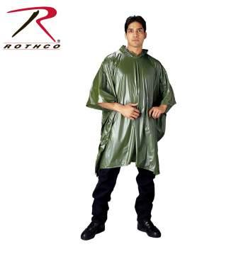 Rothco Rain Poncho