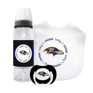 Baltimore Ravens Infant Gift Set