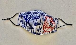 New York Yankees Polyester Mask