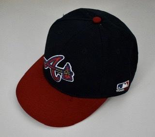 Atlanta Braves Replica Hat
