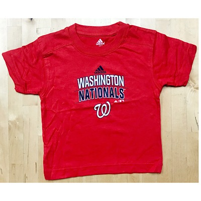 Washington Nationals Toddler T- Shirt