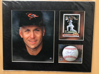 Limited Edition Toon Art Collection Of Cal Ripken, Jr.