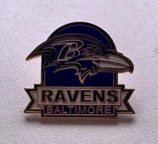 Baltimore Ravens Lapel Pin By WinCraft
