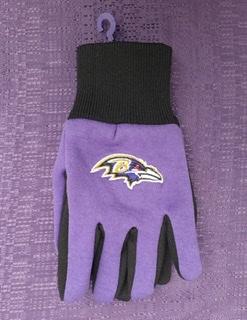Baltimore Ravens Kid's Gloves