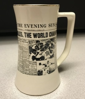 Baltimore Orioles 1970 World Series  Collectible Stein