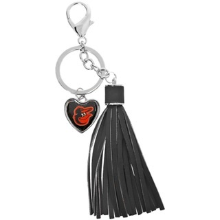 Baltimore Orioles Tassel Key Holder