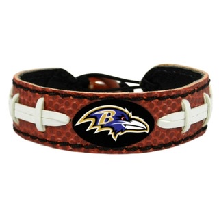Baltimore Ravens Football Bracelet