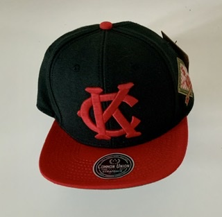 KC Monarchs Jackie Robinson Commerative Hat