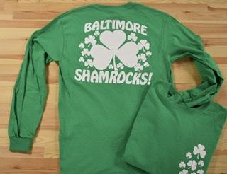 Wild Bill's St. Patty's Day Long Sleeved T-Shirt