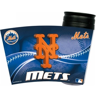 New York Mets Drink Tumbler