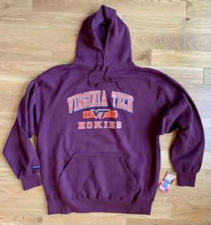 Virginia Tech Hokies Hooded Sweatshirt