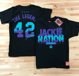 "Jackie Robinson 'The Legend"" T-Shirt"