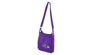 Baltimore Ravens Cross-body Bag By Little Earth