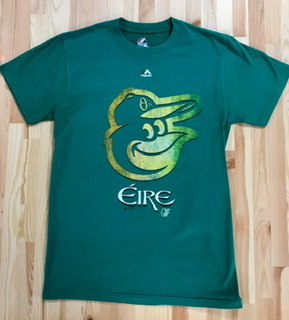 "Baltimore Orioles ""I'm Irish"" T-Shirt"