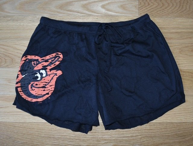 Concept Sports Orioles Burnout Shorts