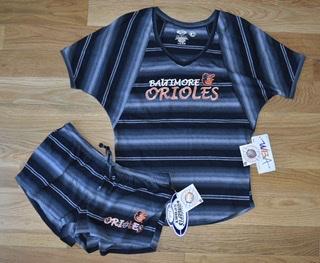 Baltimore Orioles Nuance Doleman & Short Set