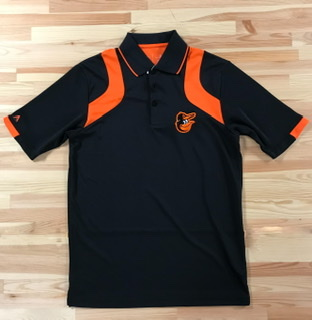 Baltimore Orioles Polo By Antigua