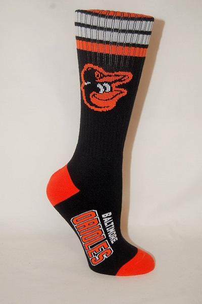 Baltimore Orioles Team Color Socks