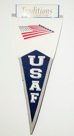 USAF American Pride Series Mini Pennant