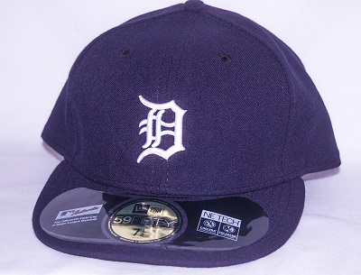 New Era Detroit Tigers 59Fifty Fitted Cap