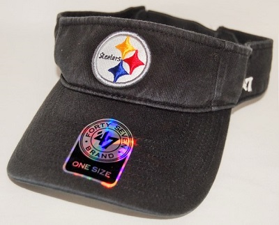Pittsburgh Steelers Visor