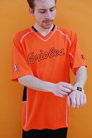 Majestic Men's Baltimore Orioles Pullover Jersey