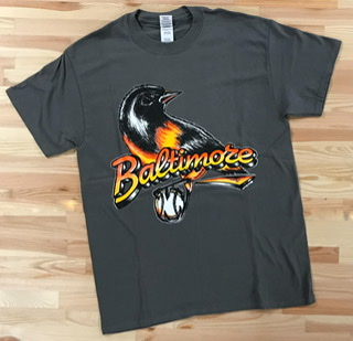 Wild Bill's Oriole Bird T-Shirt
