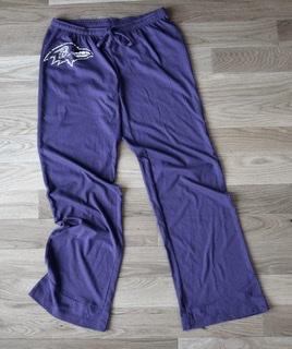 Baltimore Ravens Ladies Burnout Sleepwear Pant