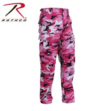 Rothco Pink Camo Tactical BDU Fatigue Pants