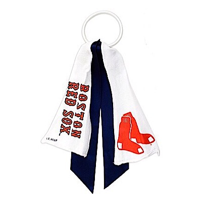 Boston Red Sox Ponytail Holder