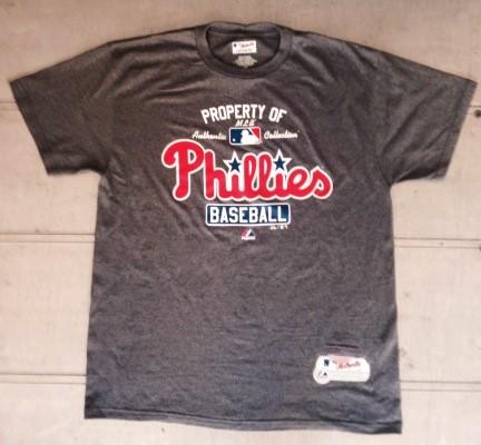 Phillies Majestic Men's T-Shirt