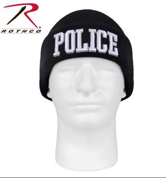 Police Cuffed Knit By Rothco