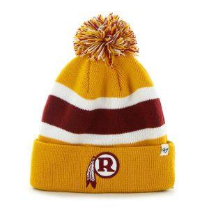 Washington Redskins Breakaway Pom Knit By '47 Brand